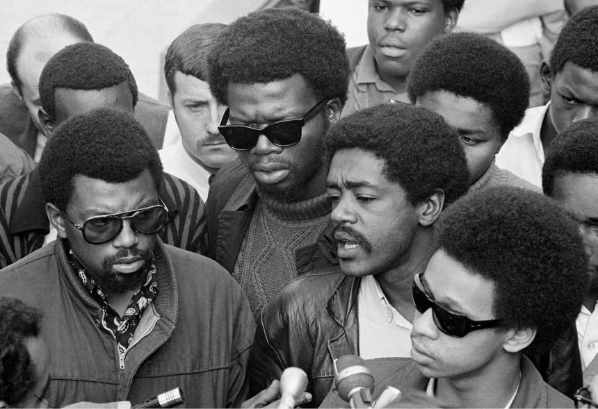 Black Panther communist