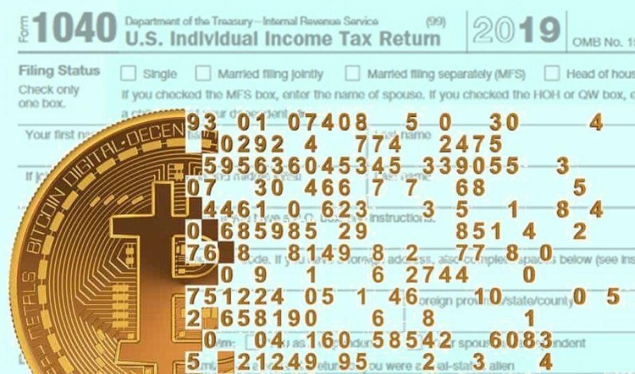IRS Bitcoin