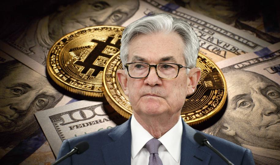 Bitcoin y Powell