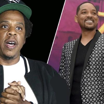Jay-Z and Will Smith