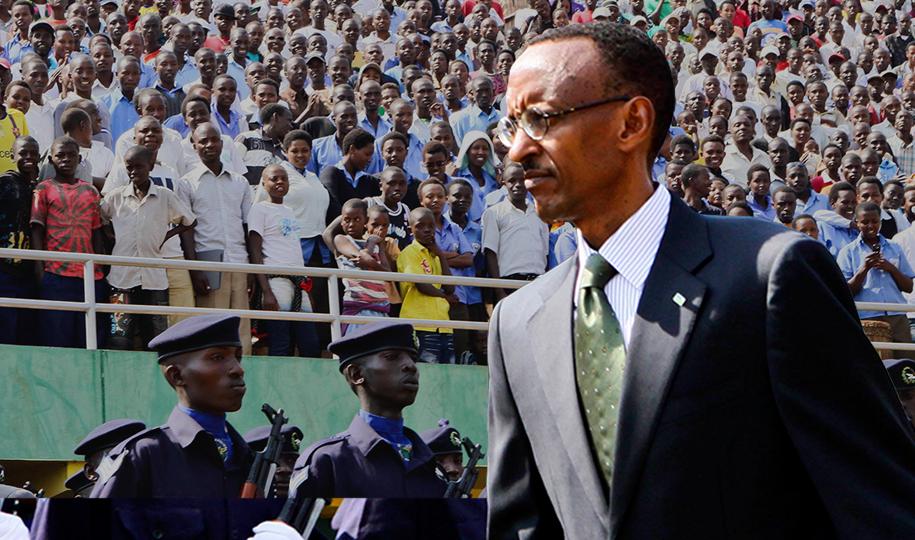 Rwanda churches