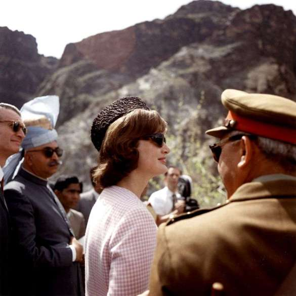 Jacqueline kennedy khyber pass