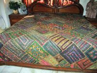 Indian Moroccan Bedspread Bedding Bedcover Bedroom Decor ...