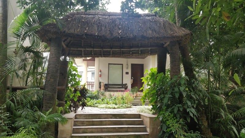 Villa at vedic village