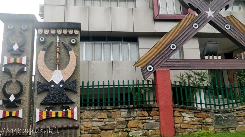 Nagaland house