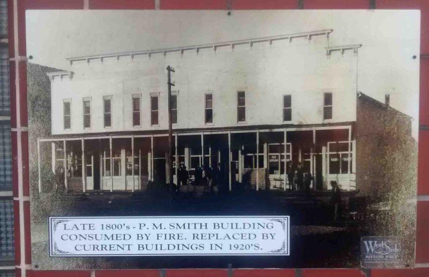 Creme City Location Late 1800's