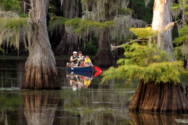 caddo-lake-state-park-kayaking-texas