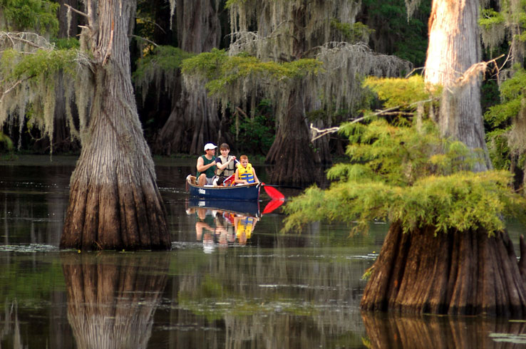 caddo-lake-state-park-kayaking-texas