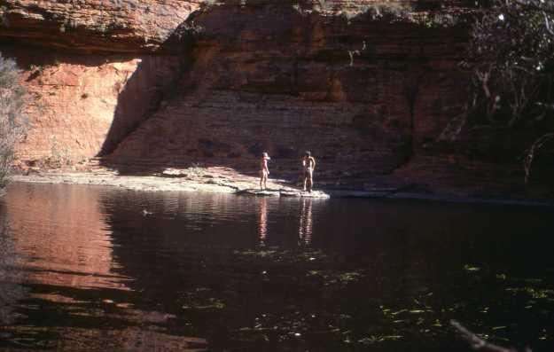 Swimming Waterhole KCCDT-81
