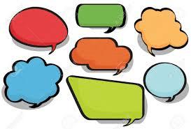 فقاعات الدردشة Chat bubbles