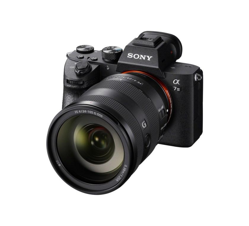Sony A7 III - Kameragehäuse