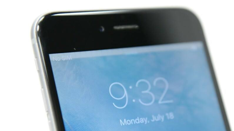 مشكلة [ Touch Disease] في شاشة أجهزة iPhone 6 & iPhone 6 Plus