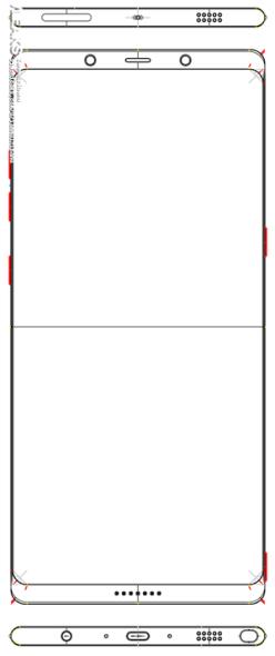 Galaxy Note 8 4K Display