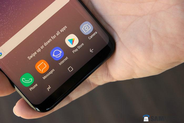 [للنوت 3][روم][Fougat C9 Pro] بأشكال وبرامج Galaxy S8 Nougat