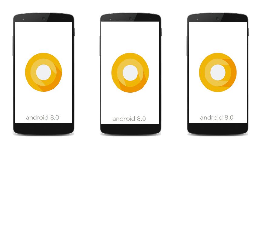 Android O Plat-Logo