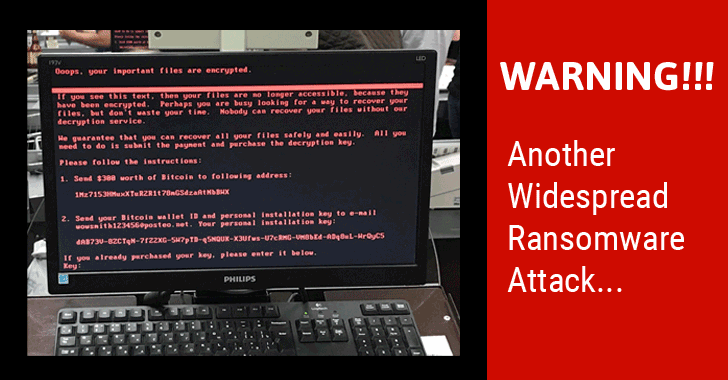 ماهو فيروس Petya Ransomware وكيفية حذفه والوقاية منه
