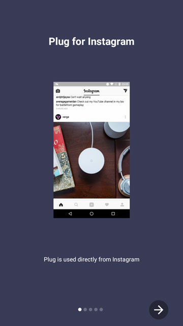 Plug-for-Instagram-android-app