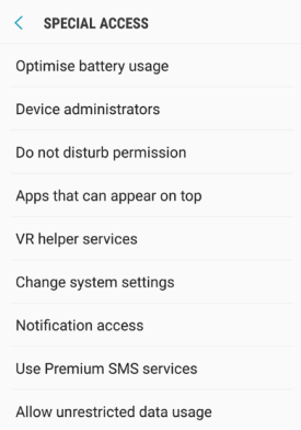 Fix Screen Overlay Detected Issue for Samsung Mohamedovic 04