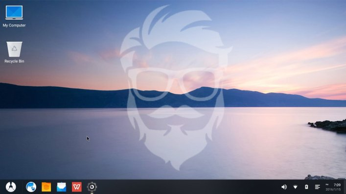 Phoenix OS Android 7.0 Nougat on PC 1