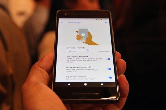 Google Pixel 2 Active Edge Mohamedovic
