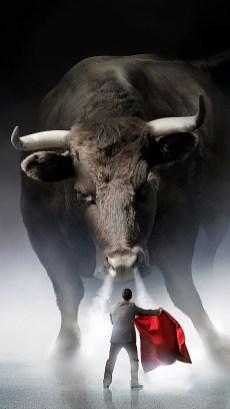 ZTE-Axon-7-Stock-QHD-Wallpapers-Mohamedovic-Bullfight