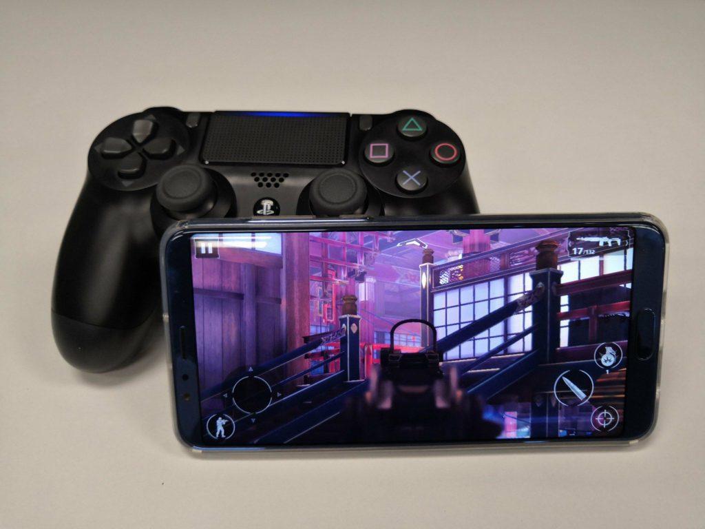 كيفية توصيل ذراع تحكم PS4 على هاتف أندرويد واستخدامه في الألعاب