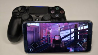 Android Games with PS4 DualShock 4 Controller