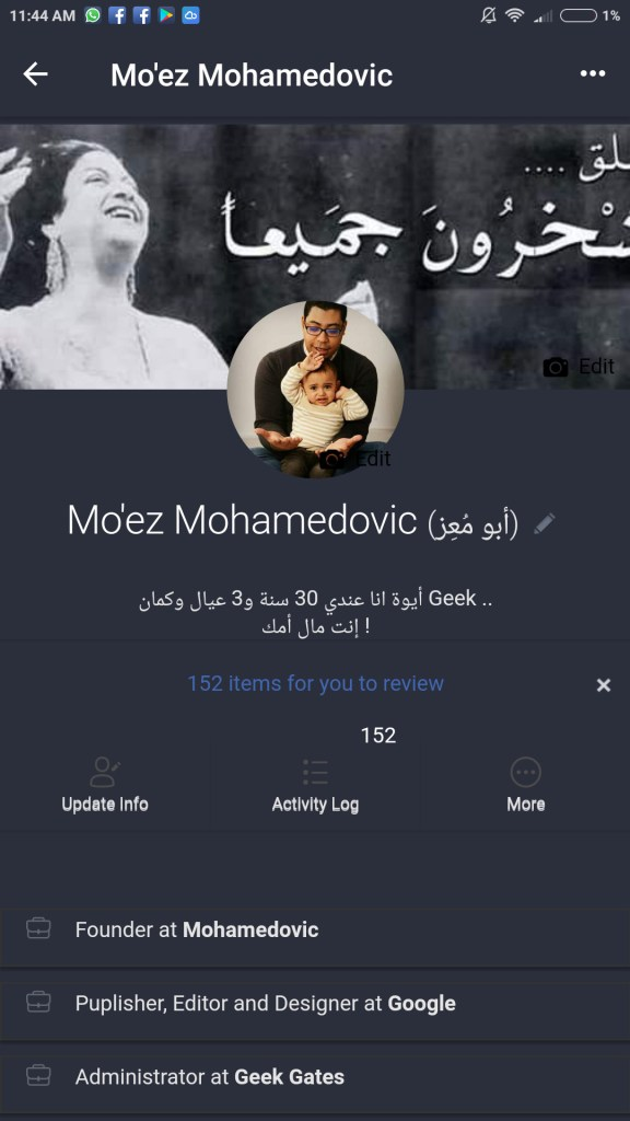 Get Facbook Lite Dark Mode Mohamedovic 03