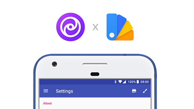 Andromeda Substratum Apps for themeing Android Oreo Devices