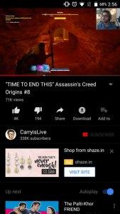 يوتيوب الاسود احدث اصدار