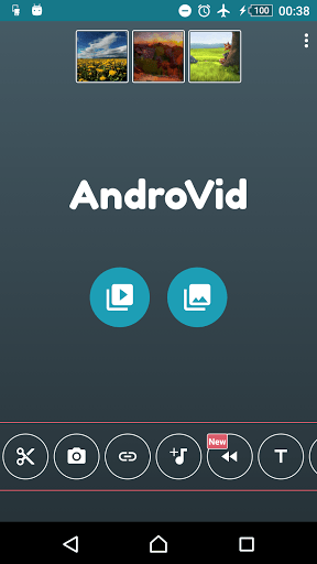 AndroVid Video Editor Mohamedovic 01