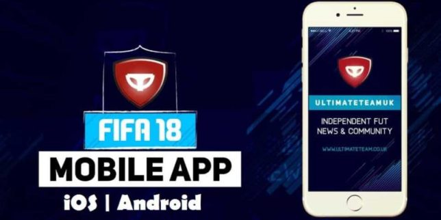 Fifa World Cup 2018 app for Android and iOS