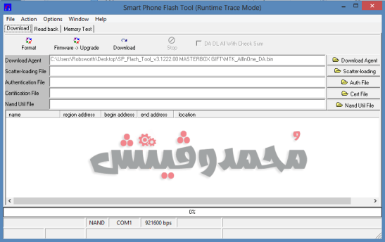 mtk android (sp flash tool ) tutorial
