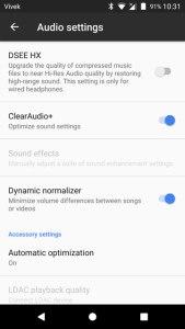 Sony Audio Enhancements MOD Magisk Modules Mohamedovic 01