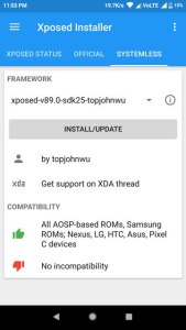 Xposed Systemless Magisk Module Mohamedovic 02
