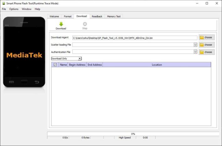 Download SP Flash Tool