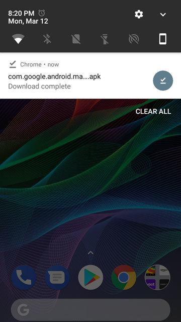 Android 9.0 P Screenshot Editor Markup Mohamedovic 01