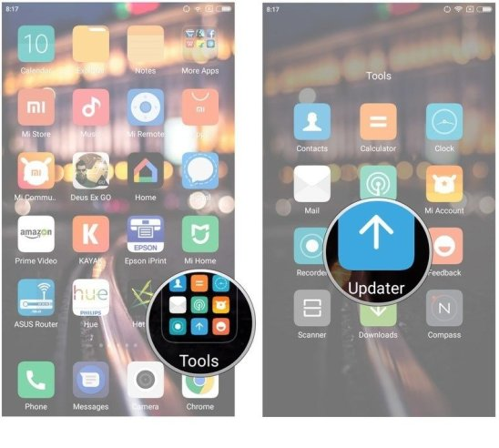 Install MIUI 10 Beta using Updater app Mohamedovic 1