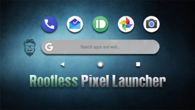Download Official Rootless Pixel Launcher