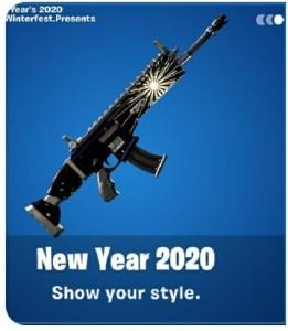 اسلحة جديدة في فورت نايت موبايل 2020