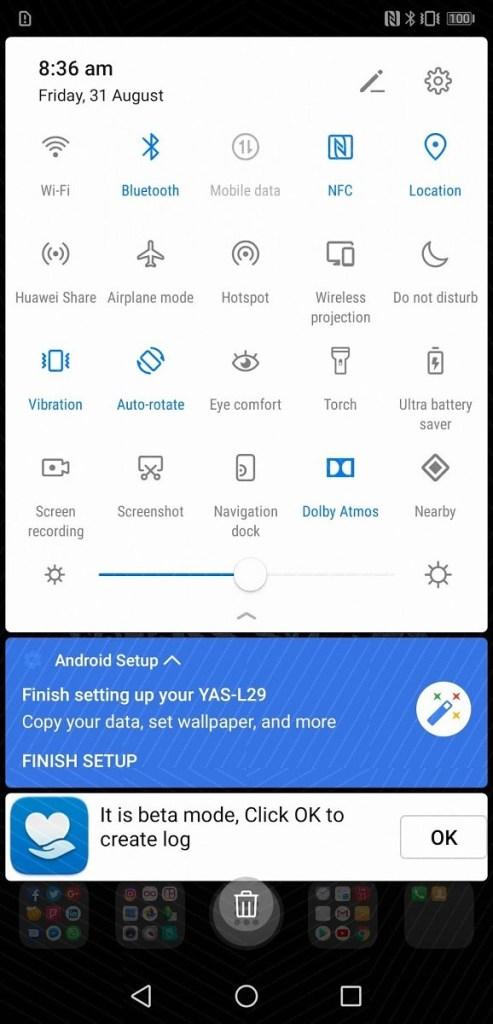 EMUI 9.0 Based Android Pie Mohamedovic 06