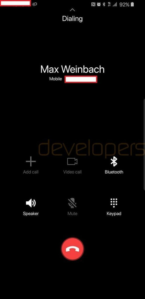 Galaxy S9 Plus Leaked Android Pie Update Mohamedovic 14