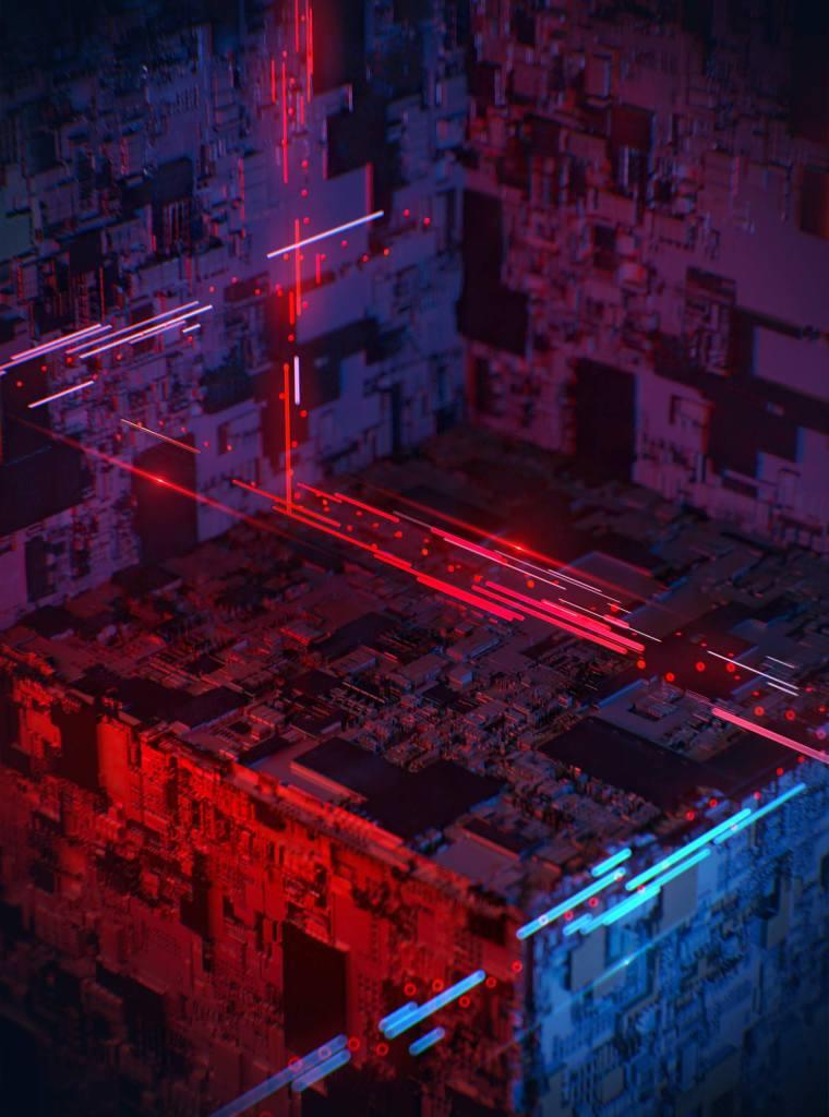 Raze Phone 2 Stock QHD Wallpapers Mohamedovic 03