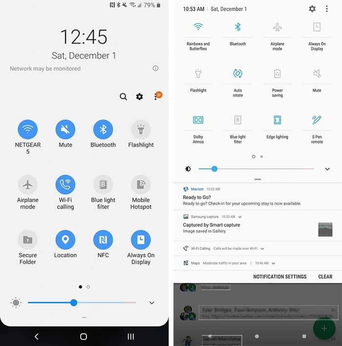 تثبيت تحديث One UI التجريبي (نظام Android 9 Pie) لهاتف Galaxy Note 9 2