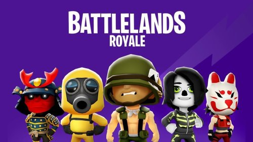 لعبة Battlelands Royale: اللعبة الأكثر إبتكارًا في 2018