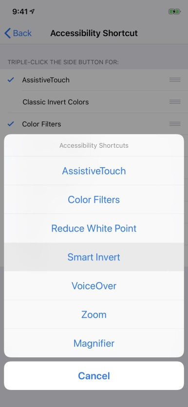 Enable-Invert-Mode-in-iPhone-Devices-Mohamedovic-03