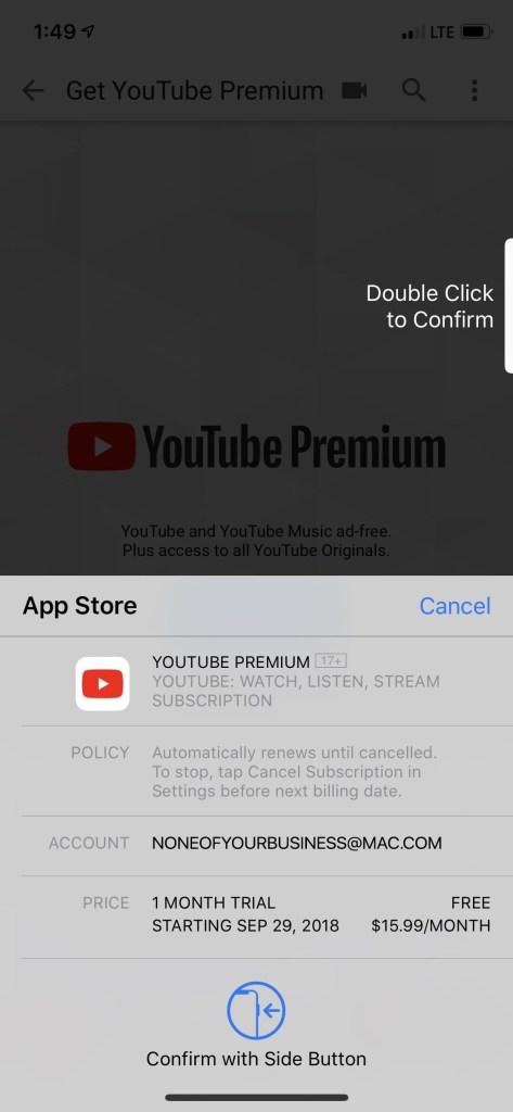 شرح كيفية حفظ مقاطع الفيديو من اليوتيوب إلى الايفون مباشرةً 2019 5