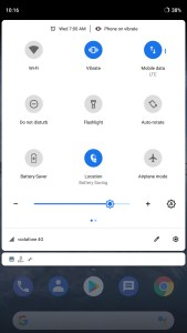 Android 9.0 Pie ROM for Samsung Galaxy Note 3 Mohamedovic 04