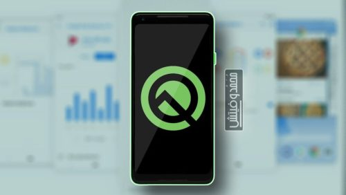 Install Android 10 Q system
