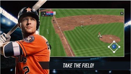 لعبة بيسبول 2019 apk للاندرويد